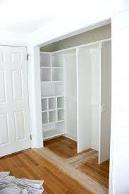 Fabric Closet Doors Curtain For Closet B B Fabric Closet Doors Curtain Closet