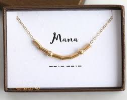 morse code necklace personalized necklace necklace morse code morse code jewelry