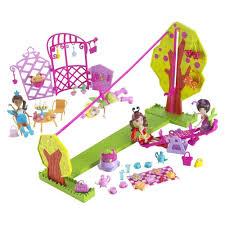 amazon polly pocket garden gift toys u0026 games