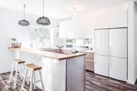 sevenfold design despite zero energy row houses in sweden