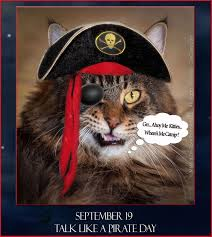 international talk like a pirate day what the heck is it and why