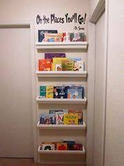 Vinyl Rain Gutter Bookshelves - rain gutter bookshelves home craft ideas pinterest gutter