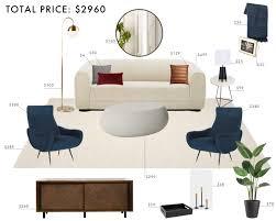 budget design rooms italian modern living room emily henderson