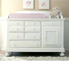 Best Dresser For Changing Table Terrific Fashionable White Baby Dresser Changing Table And Of