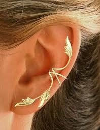 gold ear cuffs best 25 ear cuffs ideas on cartilage piercing