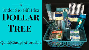 affordable gift baskets diy dollar tree gift basket 2017