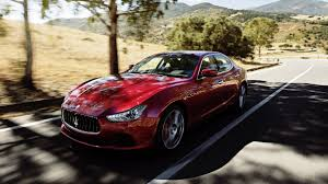 maserati ghibli red 2017 luxury made more affordable by the 2016 ghibli maserati of albany