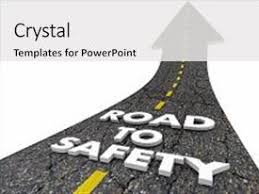 road safety powerpoint templates crystalgraphics