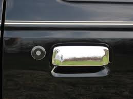 ford ranger door handle ford ranger chrome door handle cover trim