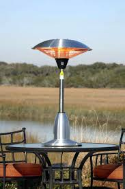 Patio Heater Cover by Table For Outdoor Heater Tabletop Patio Heater Reviews Sirocco
