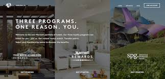how to link your marriott and starwood accounts one mile at a time