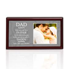 Keepsake Box Personalized Daddy Personalized Wood Photo Keepsake Box