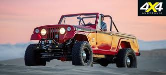 jeep commando custom jeepster commando review