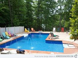 15 lazy l swimming pool designs pool shapes swimming pools and