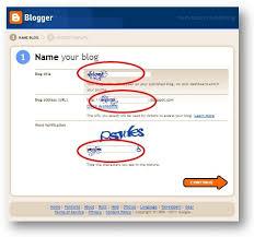 cara membuat blog yang gratis cara membuat blog di blogspot cara semua cara