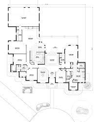 Floor Plans With Dimensions Model 4119 4br 3 5 5 Ba Southern Integrity Enterprises Inc