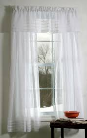 Wide Rod Valances 45 Inch Long Curtains Thecurtainshop Com