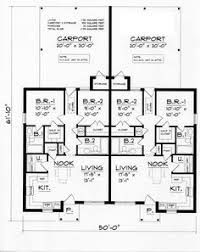Home Design 2000 Square Feet Duplex Plan Chp 33733 At Coolhouseplans Com Retirement Home