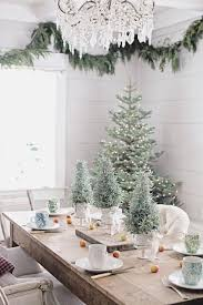 dining table center piece 60 best christmas dining table decor ideas insidedecor