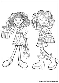 coloring pages girls anime coloring book pages 7341 coloring