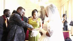 mariage congolais mariage congolais de josé yayhe et de niclette kaba ndani