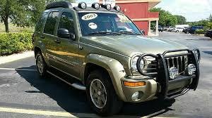 03 jeep liberty renegade 2003 jeep liberty renegade 4dr suv in haines city fl gp auto