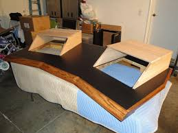 Studio Desk Furniture by Show Me Your Homemade Or Custom Made Console Or Studio Furniture