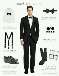 black tie groom black tie weddings and wedding