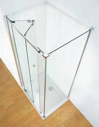 Infold Shower Door Awesome Bi Fold Shower Doors Images Ideas House Design