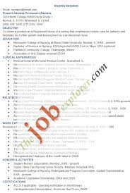 Registered Nurse Resume Samples Free by Nurse Resume Medical Surgical