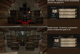Minecraft Bookshelf Placement What U0027s Wrong With My Enchantment Table Setup Got 15 Bookshelves
