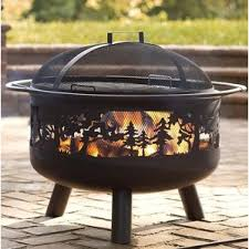 Cooking On A Chiminea Made In The Usa Outdoor Fireplaces U0026 Fire Pits You U0027ll Love Wayfair