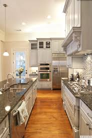 Kitchen Design Galley Layout Kitchen Designs For Galley Kitchens Ready Assembled Cabinets Wood