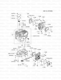 kawasaki fx730v cs06 kawasaki fx730v 4 cycle engine cylinder