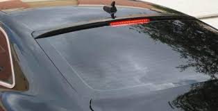 audi a5 roof audi a5 style rear roof spoiler