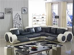 Corner Sofas With Recliners Recliner Sofa New Design Large Size L Shaped Sofa Set Italian