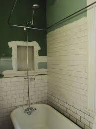 spectacular ideas recessed shower shelf home decorations