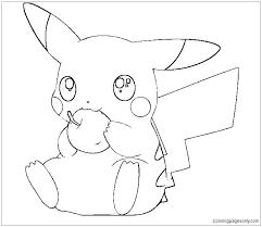 pokemon coloring pages misty pokemon ash coloring pages and misty coloring page pokemon ash