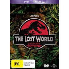 the lost world jurassic park jurassic park 2 the lost world dvd uv dvd big w