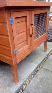 Rabbit Hutch With Run For Sale Rabbit Hutch Local Classifieds Buy And Sell In The Uk And