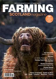 farming scotland magazine november december 2017 by athole