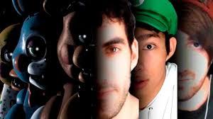 five nights at freddy s halloween horror nights five nights at freddy u0027s youtubers u003d sustos y gritos especial