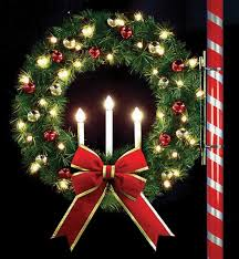 commercial quality artificial wreaths made in usa