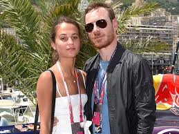 A Light Between Oceans Alicia Vikander And Michael Fassbender Fell In Love On Light