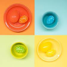 fiestaware egg plate 355 best homer laughlin china easter springtime
