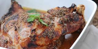 comment cuisiner une aule d agneau epaule d agneau au miel et au thym facile recette sur cuisine