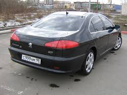 old peugeot for sale 2004 peugeot 607 pictures 3 0l gasoline ff automatic for sale