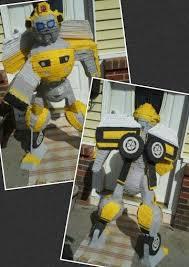 bumblebee pinata transformers bumblebee piñata piñatas transformers