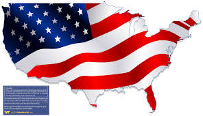 us vector map vector map of united states of america with states single color