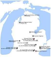 Map Of St Joseph Michigan by Participants Michigan Tavr